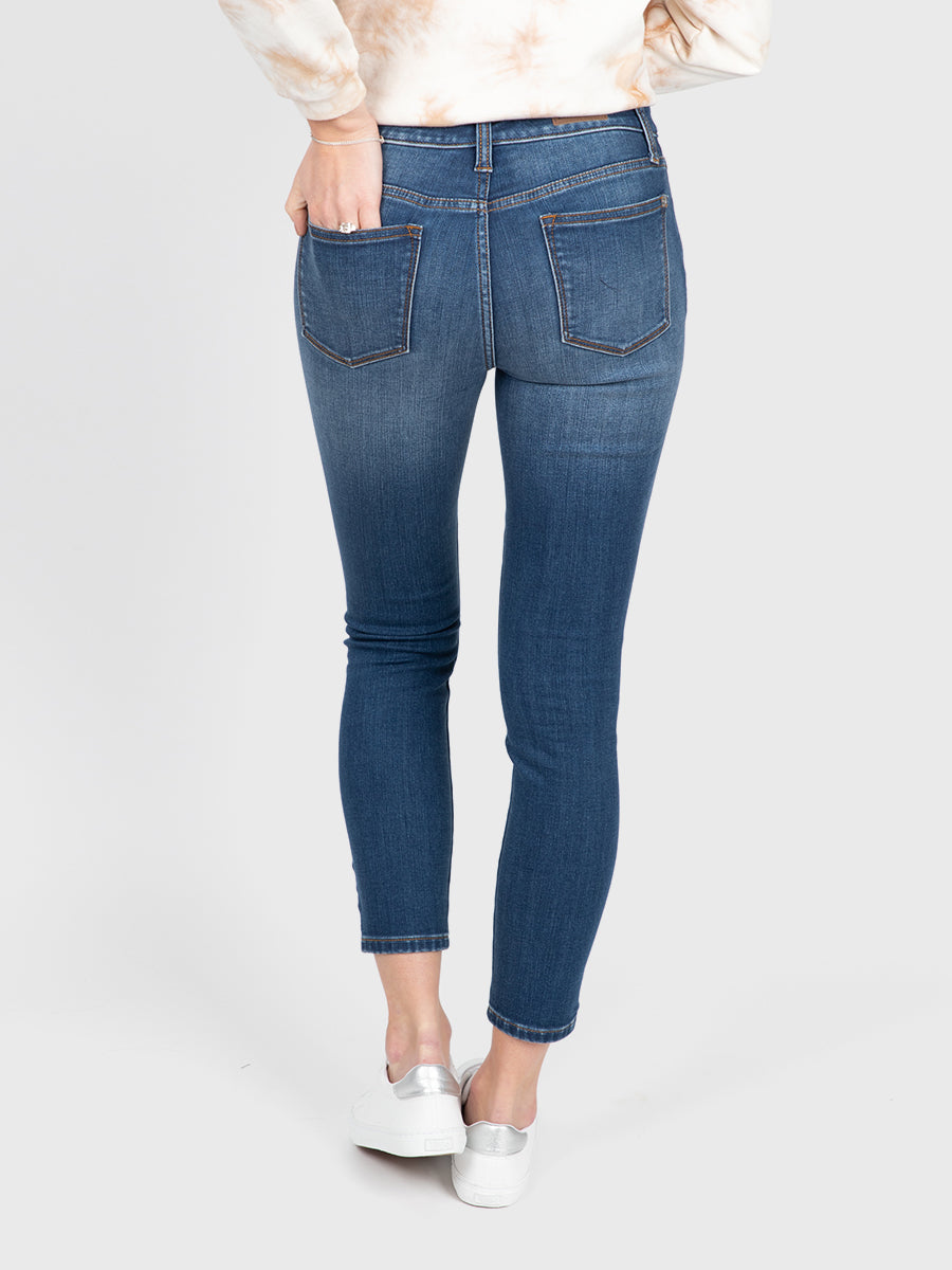 Womens Harrison Louise Skinny Crop 6