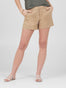 Womens Khaki Susannah Short Alternate View