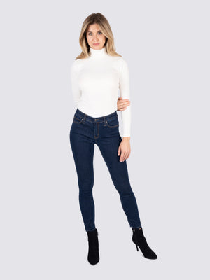 Womens Lake  Louise Skinny Ankle 2