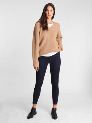 Womens Logan Louise Skinny Ankle