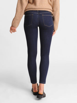 Womens Logan Louise Skinny Ankle 4