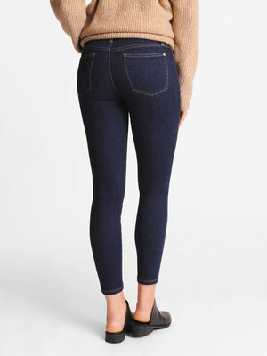 Womens Logan Louise Skinny Ankle 6