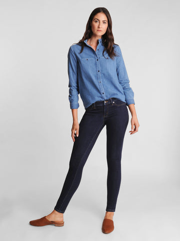 Womens Logan Louise Skinny