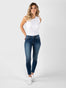 Womens Melrose Louise Skinny Ankle 2 Alternate View