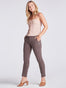 Womens Mocha Misha Slim Chino 2 Alternate View