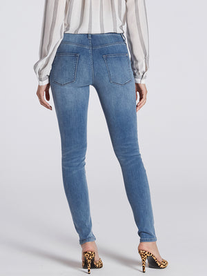 Womens Newport Sloane High-Rise Skinny 4
