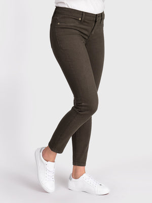 Womens Peat Louise Skinny Ankle 6