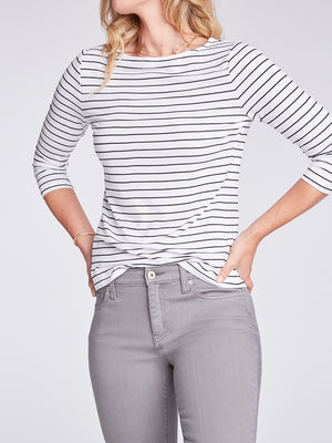 Womens Washed Grey Louise Skinny 6