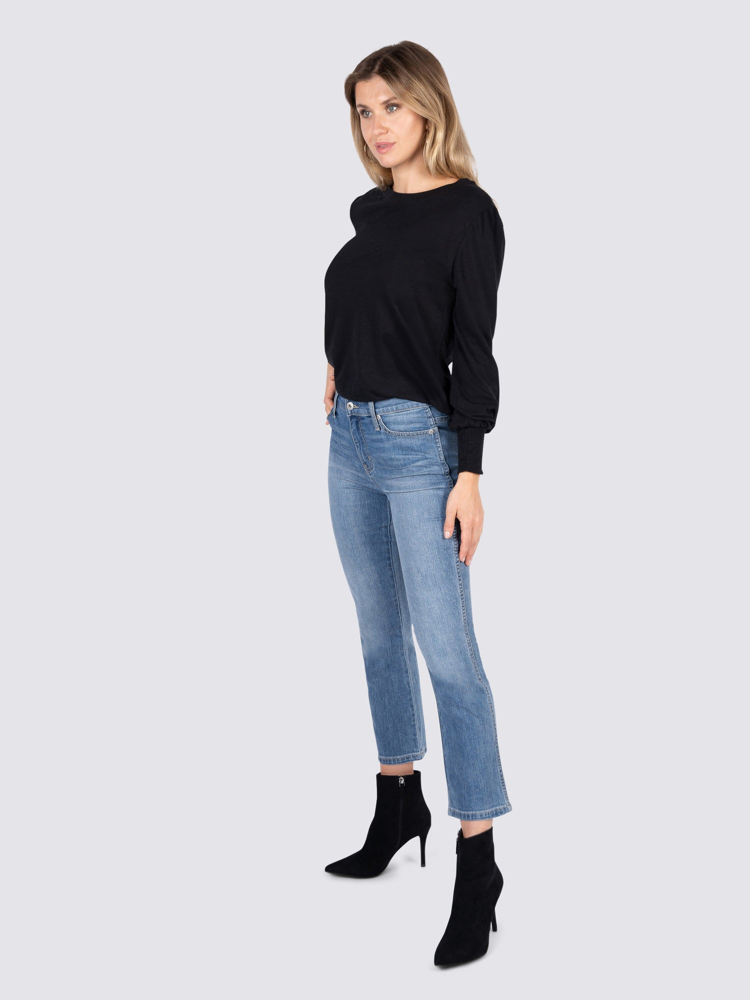 Womens Wrightwood Jordan High-Rise Cropped Straight 6