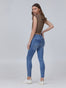 Sloane High-Rise Skinny Ankle Alternate View