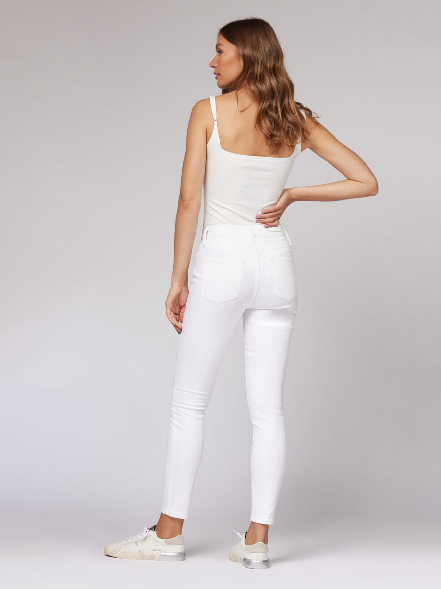 Sloane High-Rise Skinny Ankle