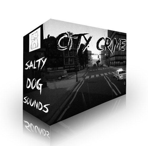 City Crime SFX - Over 50 Unique Sounds