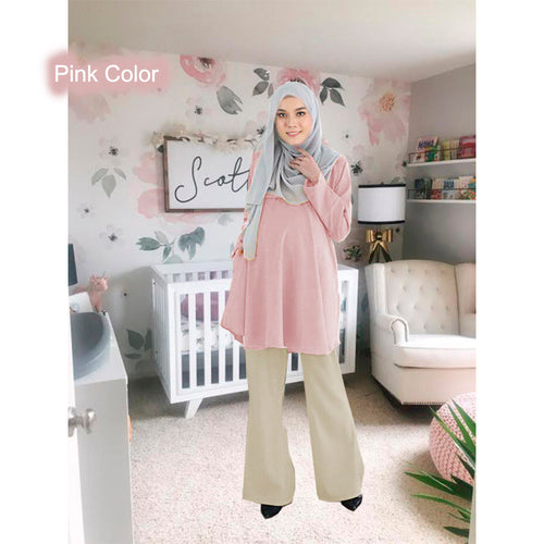 Ava Maternity Blouse B