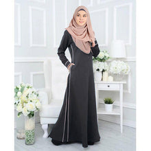 Load image into Gallery viewer, Niesha Flowy Jubah