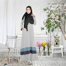 Load image into Gallery viewer, Aisha II Flowy Jubah