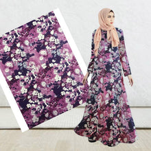 Load image into Gallery viewer, Wera Printed Jubah