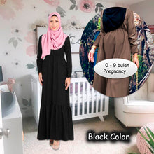 Load image into Gallery viewer, Dabria Maternity Jubah