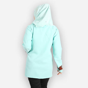 Samaira Blouse (mint green)