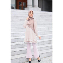 Load image into Gallery viewer, Hawwa Long Blouse - HannahSG