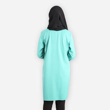 Load image into Gallery viewer, Sharifah Premium Blouse (mint green)