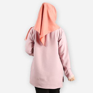 Ayshah Basic Blouse (purple)