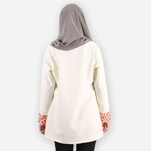 Load image into Gallery viewer, Hazirah Basic Blouse (beige)