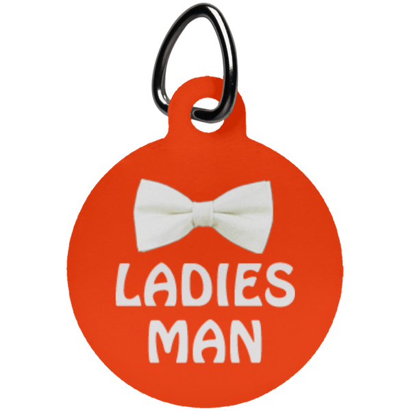 Ladies Man Fun Tag