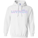 White Luv Paws Cotton Candy Sweatshirt