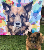 Custom Luv Fleece Blanket