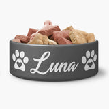 Charcoal Luv Food Bowl