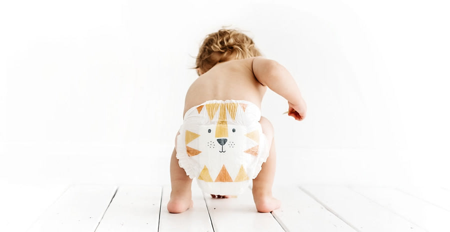 5 signs your baby's nappy is too small