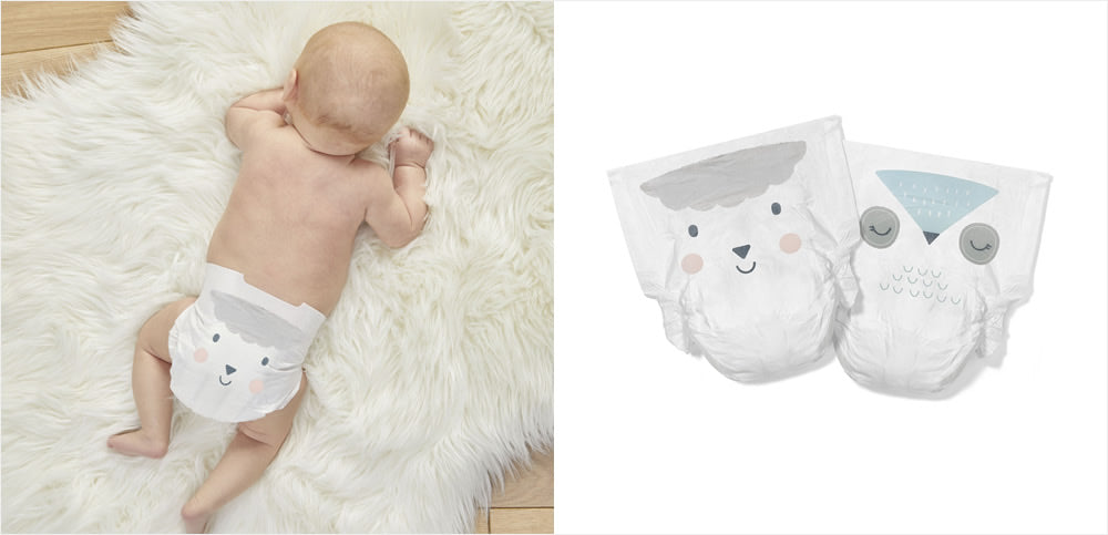 Size 1 Nappies Sizing Guide