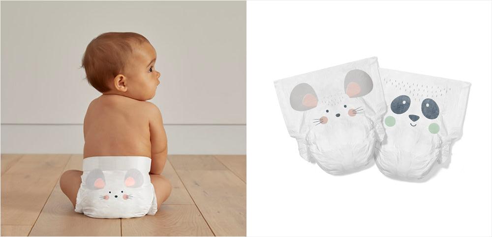 Size 2 Nappies Sizing Guide