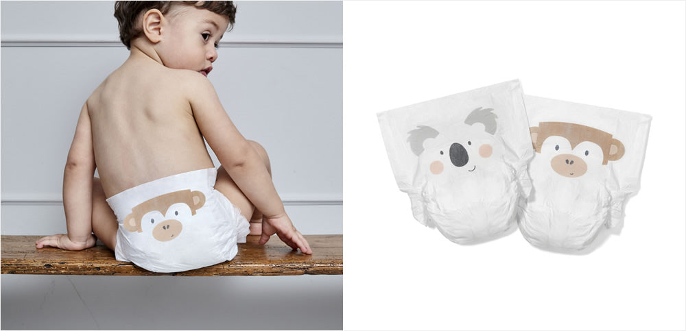 Size 5 Nappies Sizing Guide