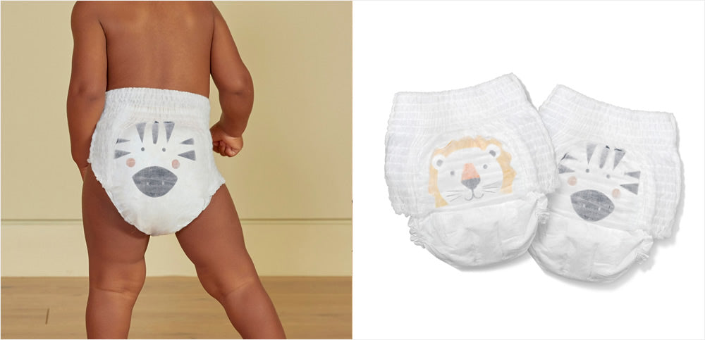 Size 5 Nappy Pants Sizing Guide