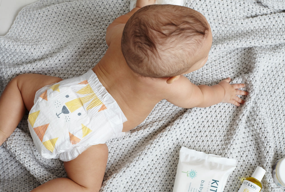 Baby stays dry for up to 12 hrs - your eco nappy features explained