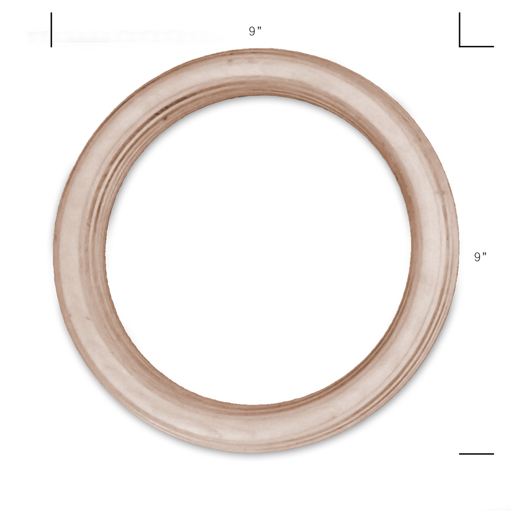 O-Ring size front