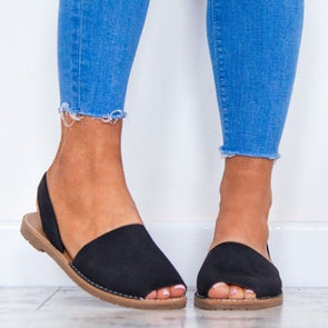Summer Daily Flat Heel Shoes