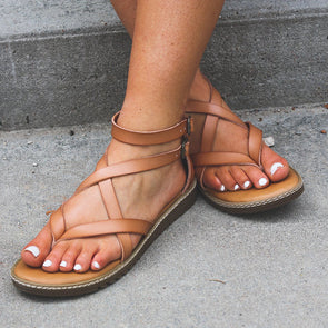 Women Soft leather Sandal Shoes