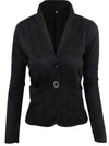 Plus Size S-6XL Short Suit Coat