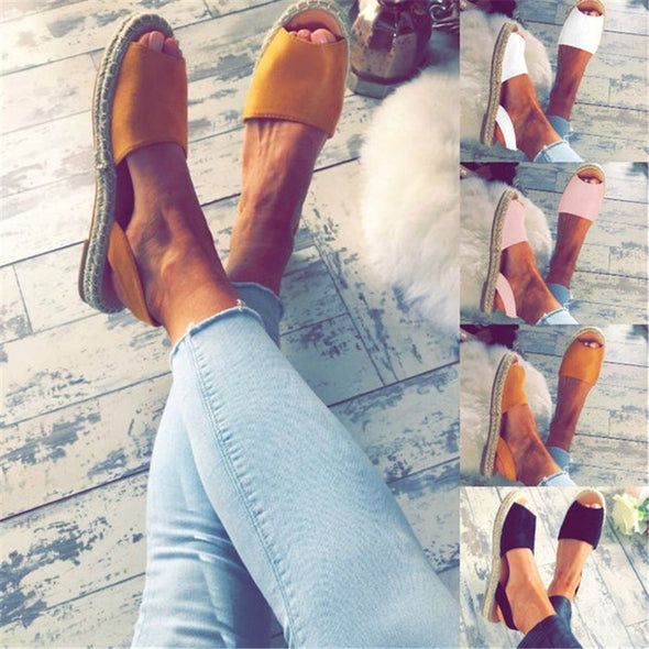 Spring/fall Casual Flat Heel Shoes