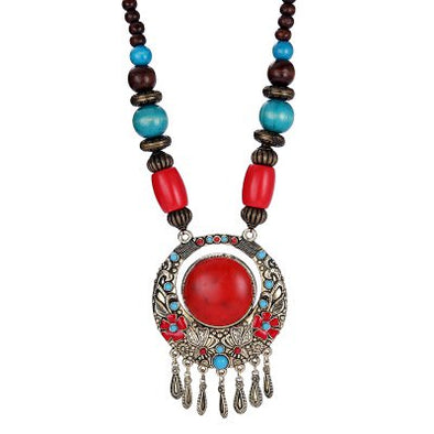 Vintage Tribal Boho Daily  Necklaces
