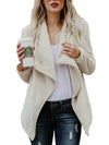 Casual Long Sleeve Coat