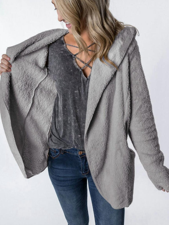 Long Sleeve Casual Cardigan