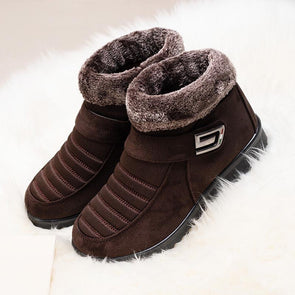Fur Lining Warm Snow Boots