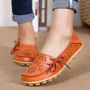 Flat Heel Daily Comfort Shoes