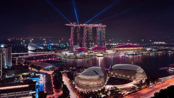 Singapore import tax applies to all goods arriving in the country.