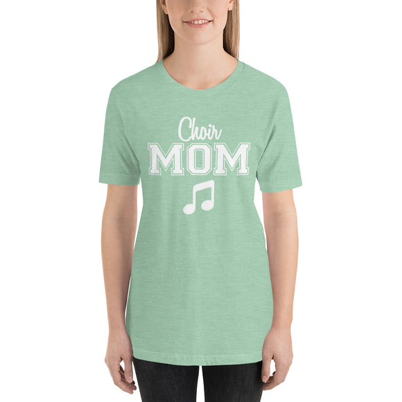 Choir Mom (Short-Sleeve Unisex T-Shirt)