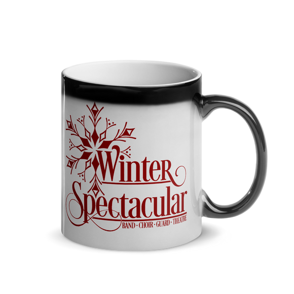 Winter Spectacular (Glossy Magic Mug)