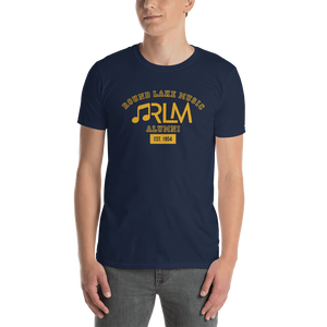 Alumni Music (Short-Sleeve Unisex T-Shirt)
